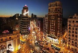 ثلاثة ليالى فى مدريد
